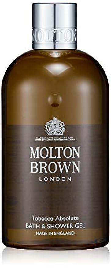 杭ガラガラ容量MOLTON BROWN(モルトンブラウン) タバコアブソリュート コレクション TA バス&シャワージェル