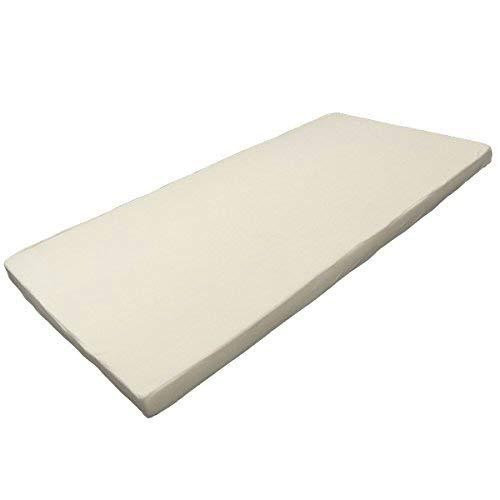 低反発マットレス キング 厚さ8cm(カラーアイボリー)ベッドマット 寝具