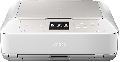 Canon インクジェットプリンター複合機 PIXUS MG7530 WH ホワイト