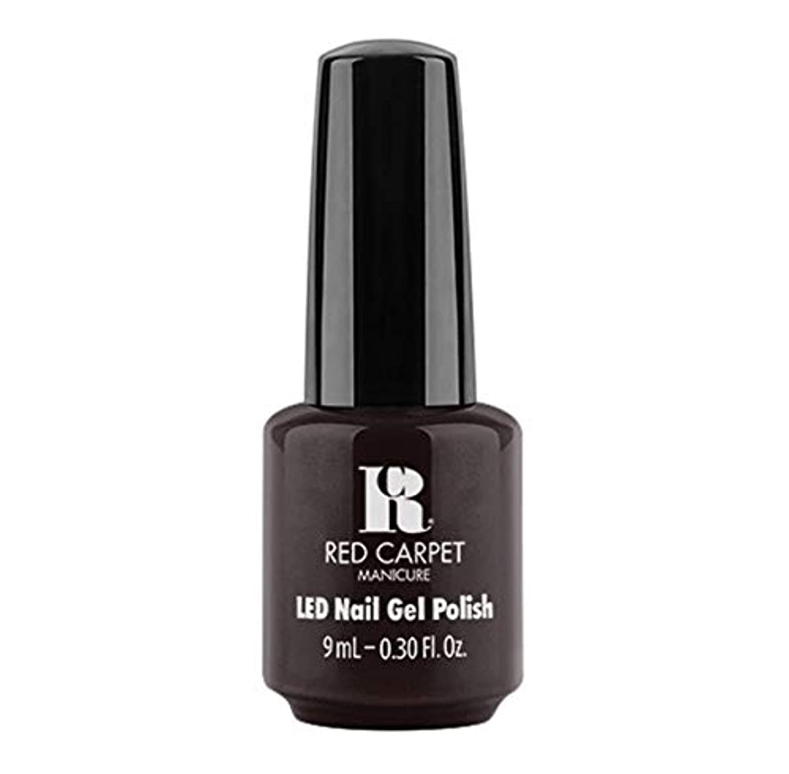 めんどり助言する退却Red Carpet Manicure - LED Nail Gel Polish - Unapologetic - 9ml / 0.30oz