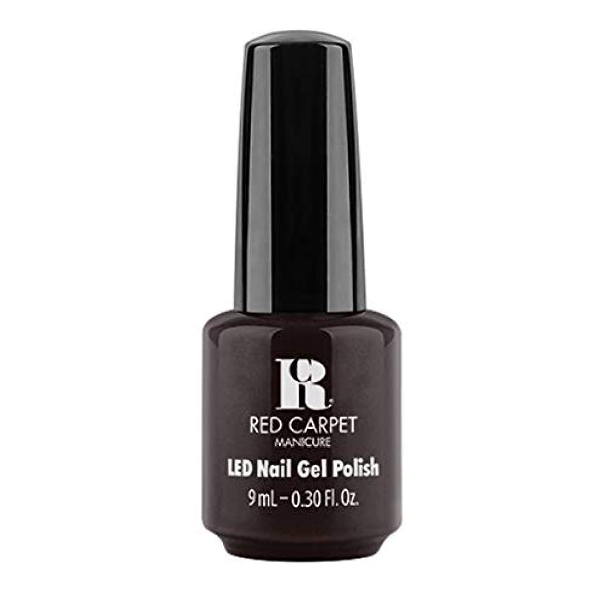意欲記録情熱的Red Carpet Manicure - LED Nail Gel Polish - Unapologetic - 9ml / 0.30oz