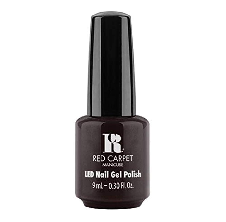在庫インフレーション円周Red Carpet Manicure - LED Nail Gel Polish - Unapologetic - 9ml / 0.30oz