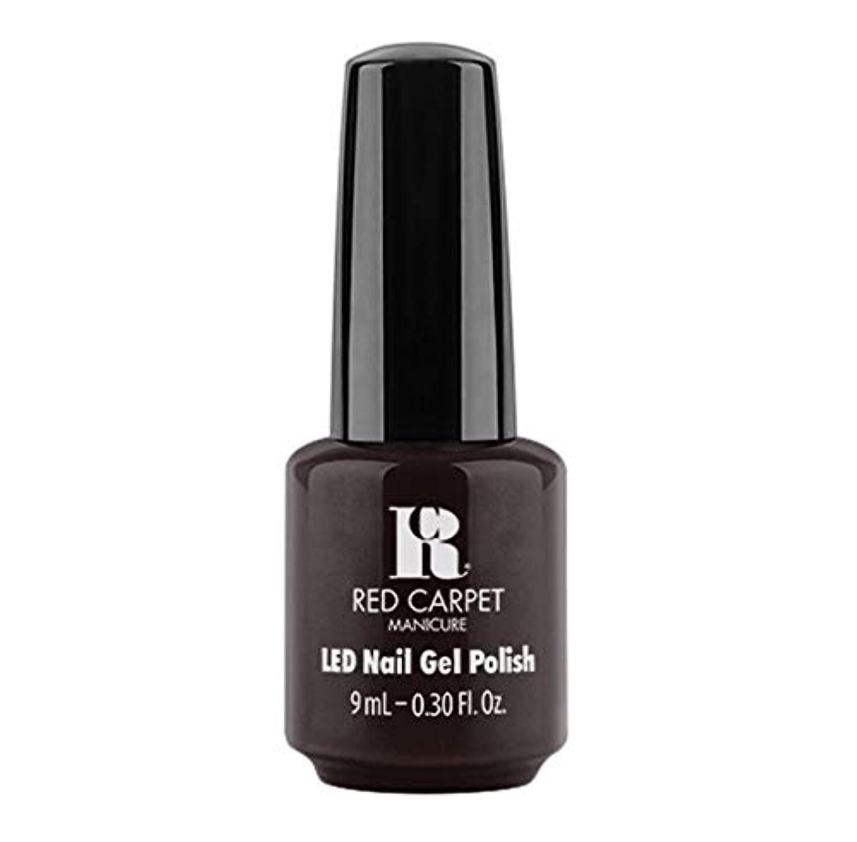 ウィスキー原因脱獄Red Carpet Manicure - LED Nail Gel Polish - Unapologetic - 9ml / 0.30oz
