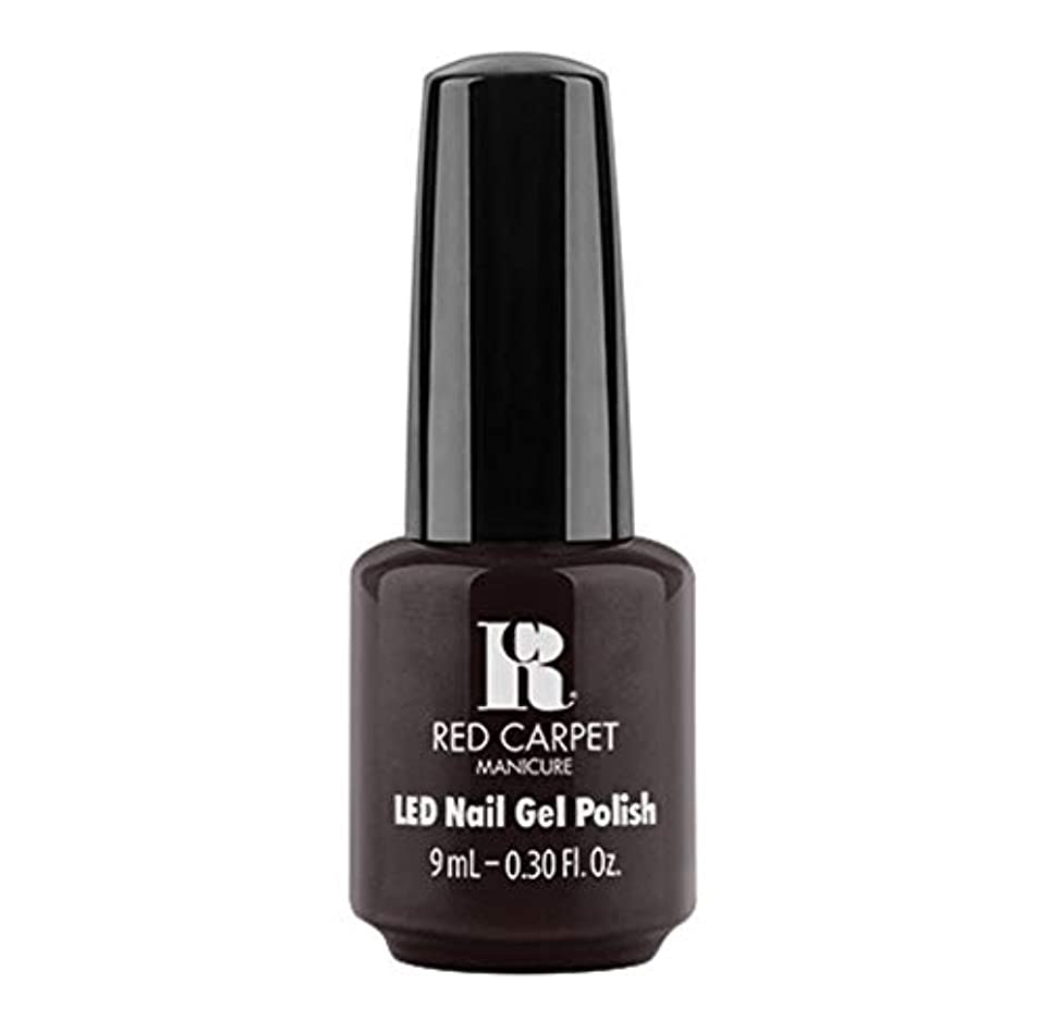 ボール免疫する盗難Red Carpet Manicure - LED Nail Gel Polish - Unapologetic - 9ml / 0.30oz