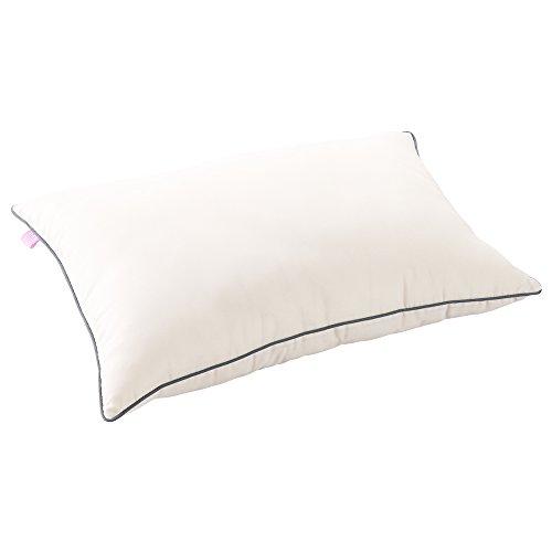 枕 高め 洗濯できる ふんわり やわらか 安眠 肩こり対策 快眠枕 熟睡 首・頭・肩をやさしく支える HST-P117 【ハルカスタイル】