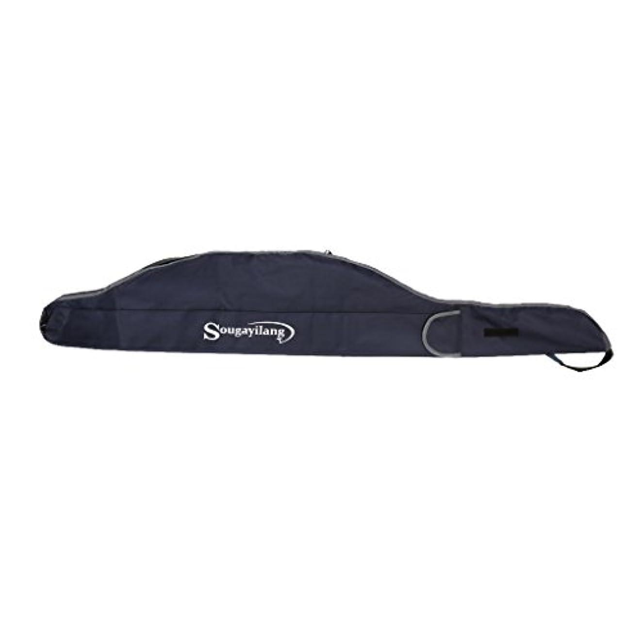 繊毛アセコットンmonkeyjack 160 cm Large Carp釣りロッドタックルバッグパッド入りLuggage Holdall Carryケース