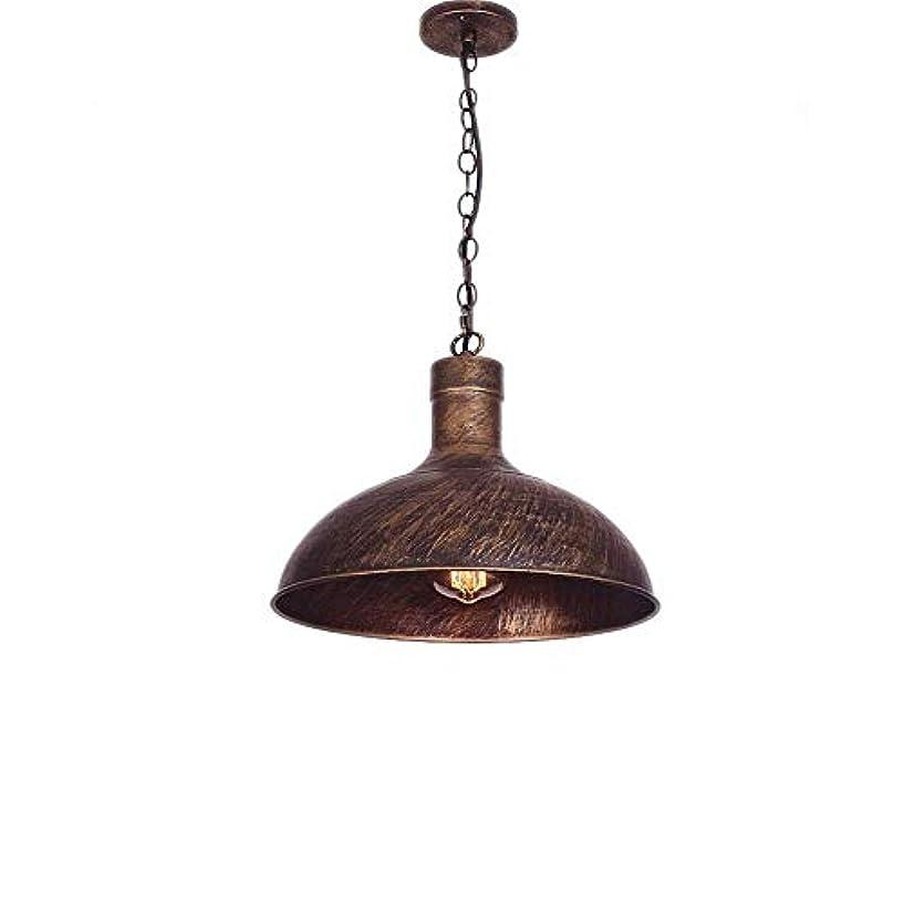 クルースローガン激怒工業用ロフトペンダントライト、スチームパンク吊りランプバー廊下照明キッチン島照明フラッシュマウント照明器具-A (Color : A)