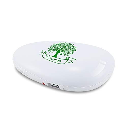 小型消臭器 ミニ空気清浄機 オゾン発生器 脱臭機 冷蔵庫 小型 usb充電式 冷蔵庫用/車用/トイレ/下駄箱/たんすに適用