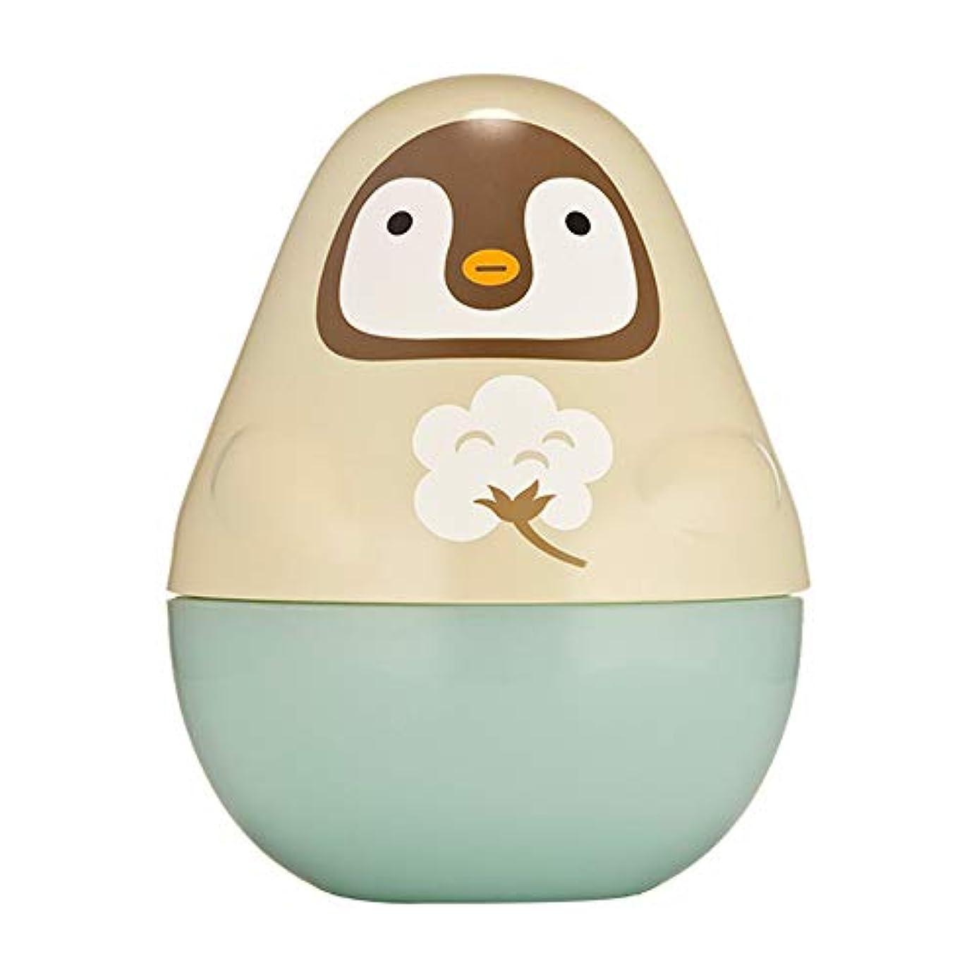 トンピース村エチュードハウス(ETUDE HOUSE) ミッシングユー ハンドクリーム ペンギン(ベビーパウダーの香り)