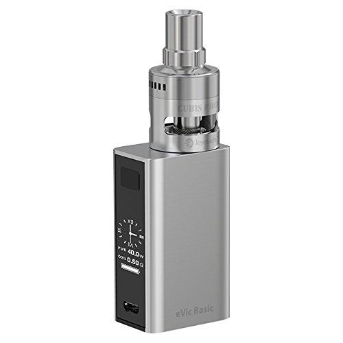 Joyetech eVIC Basic w/Cubis Pro mini 電子タバコ スターターキット ジョイテック (シルバー)