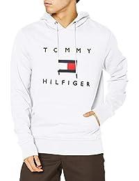 (トミーヒルフィガー) TOMMY HILFIGER フラッグロゴ プリントパーカー MW14472