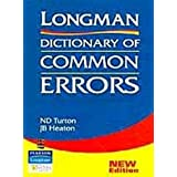 Longman Dictionary of Common Errors [Paperback] [Jan 01, 2004] Turton, Heaton