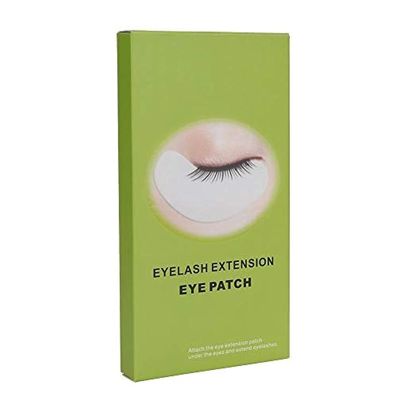 10対のまつげパッド - プロのアイジェルパッチ、DIYつけまつげエクステ化粧品 - 拡張アイエクステンションまつげ美容