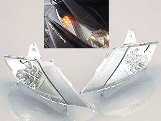 キタコ(KITACO) LEDウインカーキット(フロント) スカイウェイブ250/スカイウェイブ250S/スカイウェイブ250SS 807-2785300