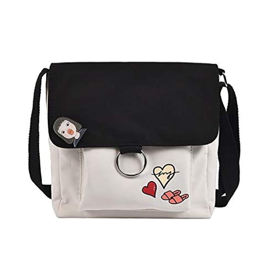 書誌粘着性安定したハンドバッグ ショルダーバッグ軽量 ショルダーバッグ大容量 A4収納 キャンパスバッグ ストラップ付き 通学 防水 通勤 旅行 バック カバン出張 プレゼントジュアル
