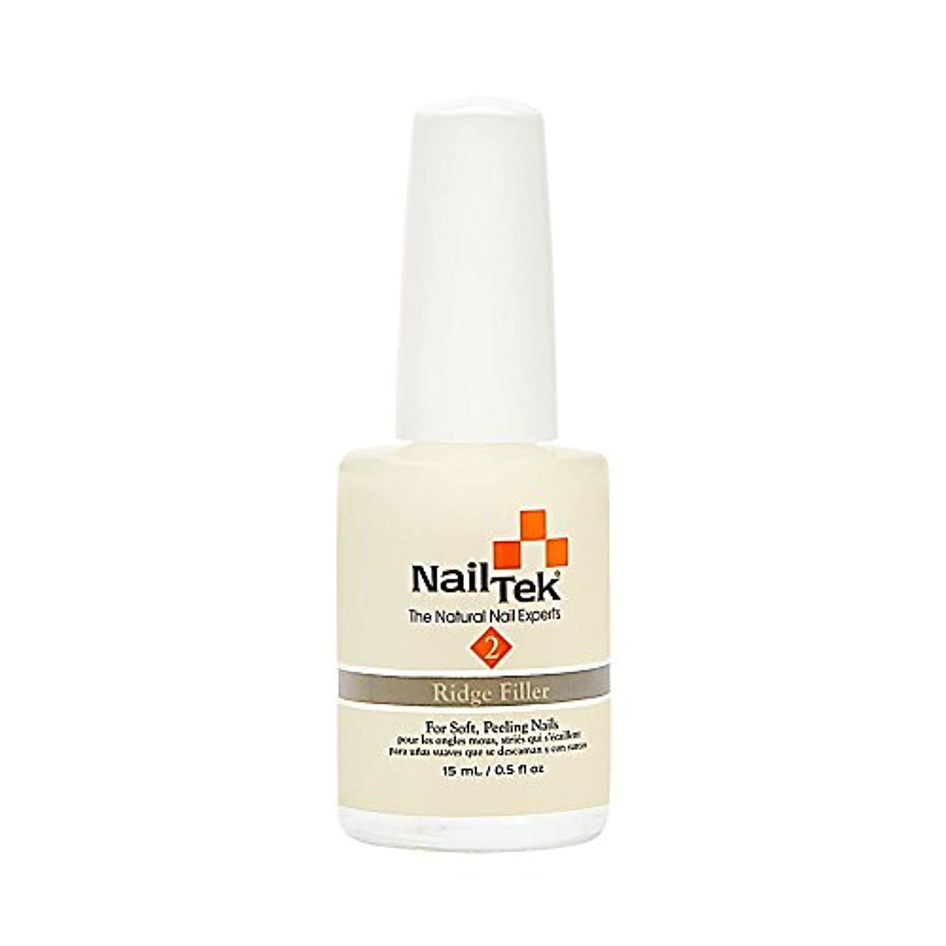 側面代表してエスカレーターNail Tek Treatment - Ridge Filling - Foundation 2-0.5oz / 15ml