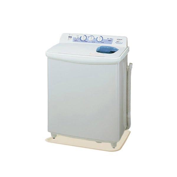 洗濯機トレイ 二槽式用(アイボリー)の紹介画像2