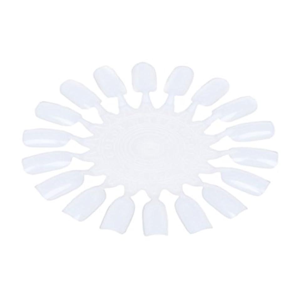 記念日迷信タイヤNrpfell 10個 メークアップ化粧ネイル ポーランドカラー段ボールカラーチャート18カラー ベージュ