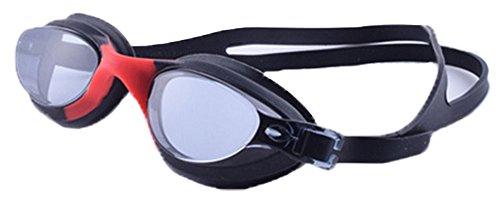 スイミングゴーグル 水中メガネ 耳栓 2点セット 水泳 ゴーグル メンズ 子供 レディー シリコン 収納ケース付き