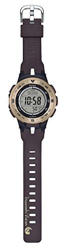 [カシオ]CASIO 腕時計 プロトレック 日本自然保護協会 コラボレーションモデル ソーラータイプ PRG-330GE-5JR メンズ