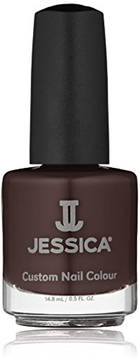後ろに概して酸化物Jessica Nail Lacquer - Unleashed - 15ml/0.5oz