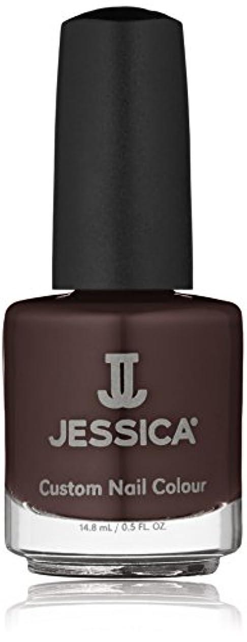 類人猿添加何故なのJessica Nail Lacquer - Unleashed - 15ml/0.5oz