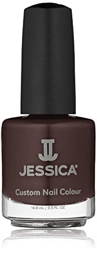 肩をすくめるハード普遍的なJessica Nail Lacquer - Unleashed - 15ml/0.5oz