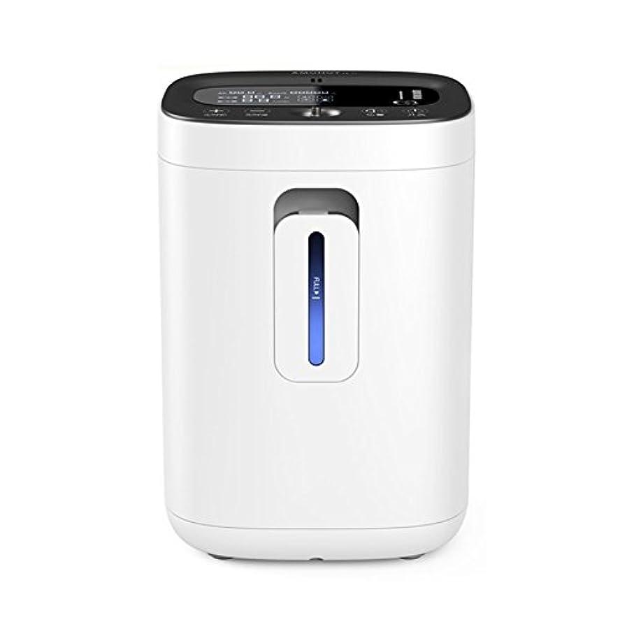 編集者ショッピングセンターつづりYD 酸素濃縮器 - ポータブル酸素濃縮器ホーム空気清浄機93%高純度酸素発生器230V 240V /& (色 : 白)