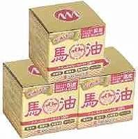 馬油【3本セット】ミナミヘルシーフーズ