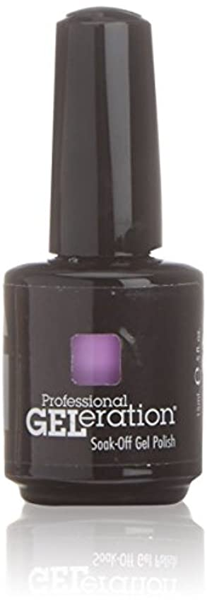 びっくり現象ファーザーファージュJessica GELeration Gel Polish - Yummy Gummy - 15ml / 0.5oz
