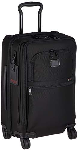 [トゥミ] スーツケース 公式 正規品 TUMI Alpha 3 インターナショナル・オフィス・4ウィール・キャリーオン 機内持ち込み可 45L 56cm 11.2kg 02203616 02203616D3 Black