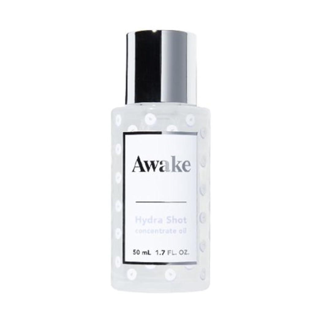 バイパス巡礼者分析的なアウェイク(AWAKE) Awake(アウェイク) ハイドラショット コンセントレイトオイル 〈美容オイル〉 (20mL)