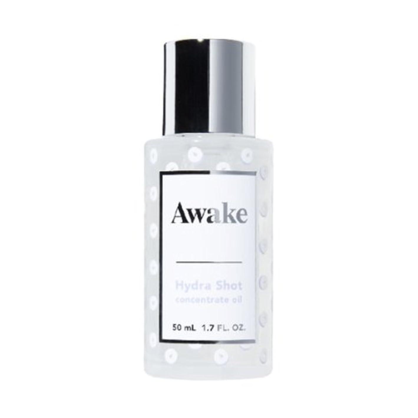 慈悲深い常習者分岐するアウェイク(AWAKE) Awake(アウェイク) ハイドラショット コンセントレイトオイル 〈美容オイル〉 (20mL)