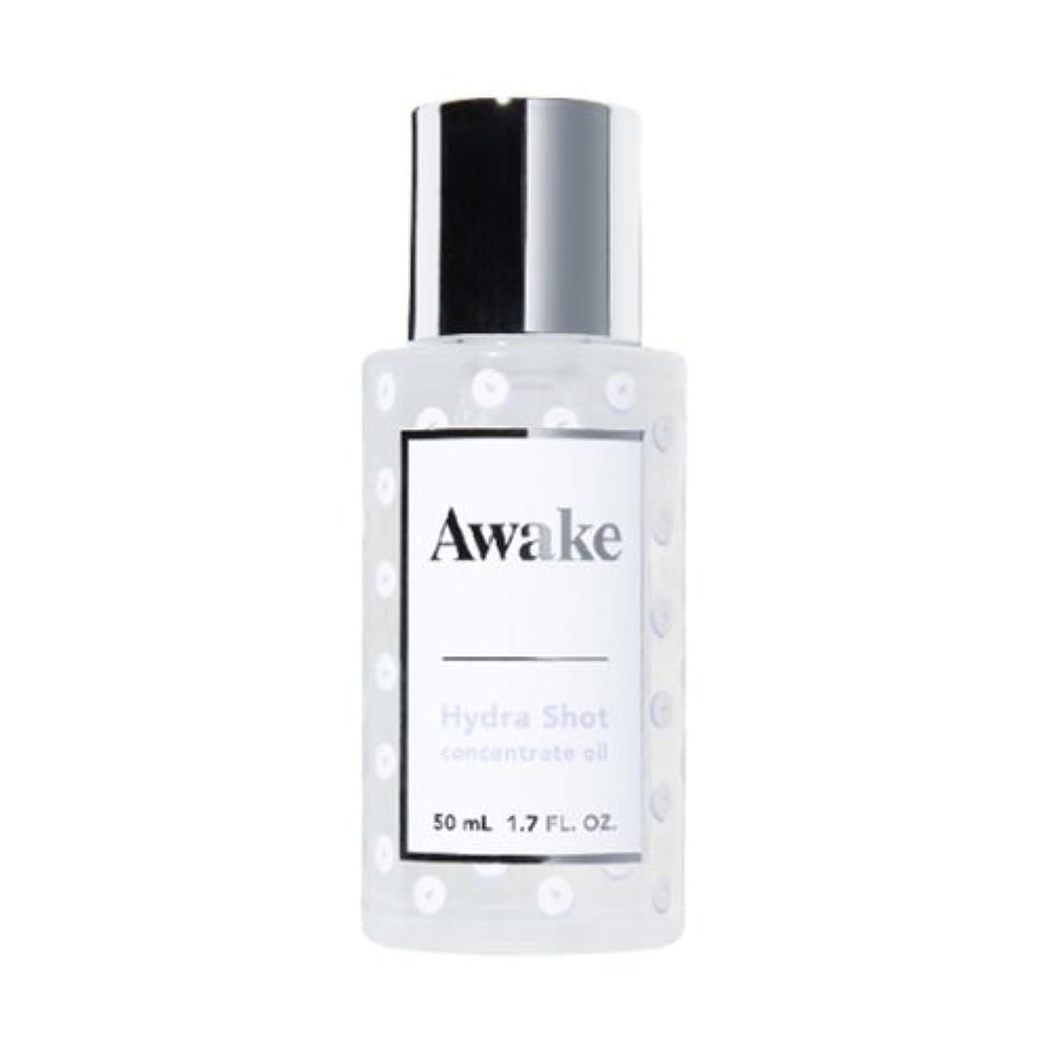 に頼る横保証するアウェイク(AWAKE) Awake(アウェイク) ハイドラショット コンセントレイトオイル 〈美容オイル〉 (20mL)