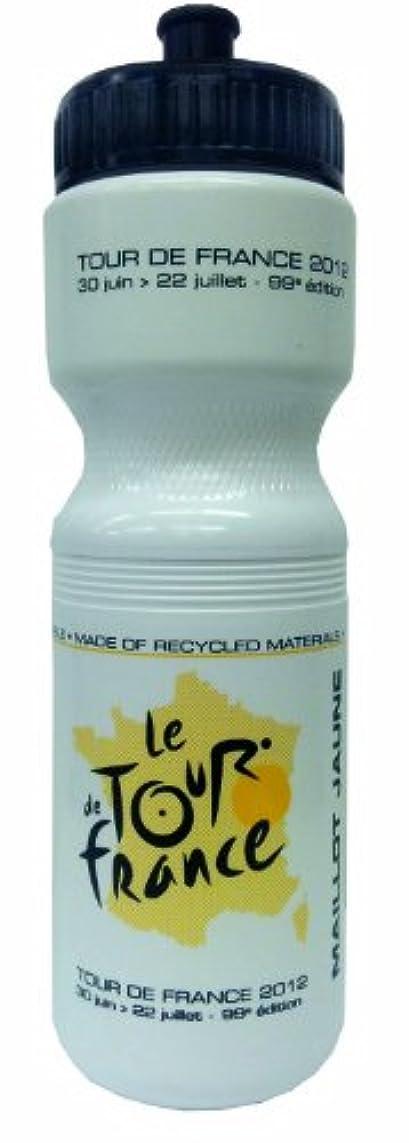 うがい兵器庫インカ帝国Tour de France(ツールドフランス) オーガニックボトル 700ml ホワイト