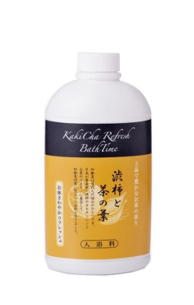 俳優ディスパッチ美容師カインド カキチャリフレッシュバスT 500ml