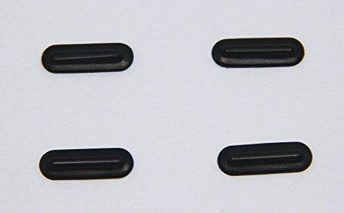 AUKEH® ゴム足 適用する LENOVO Thinkpad T440 T440s T440P T450 T450S T450P T460 T460P T460S X230s X240 X240s X250 X250s X260 X260S T540 T550 T560 W540 E440交換用 ( 4個セット )