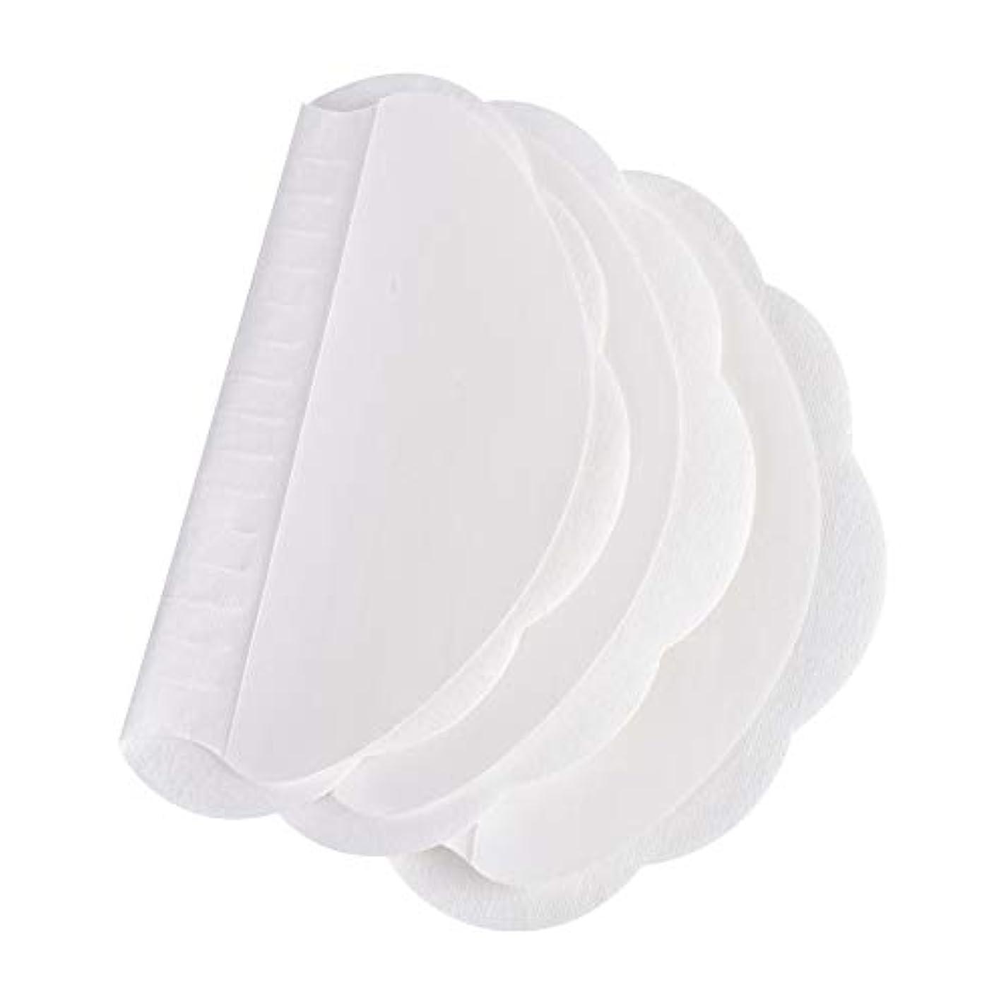 時系列行為端末20個入 汗止めパッド わき汗パット さらさら あせジミ防止 抗菌加工 極薄 皮膚に優しい 無香料 メンズ レディース 使い捨て 夏用 汗取りシート …