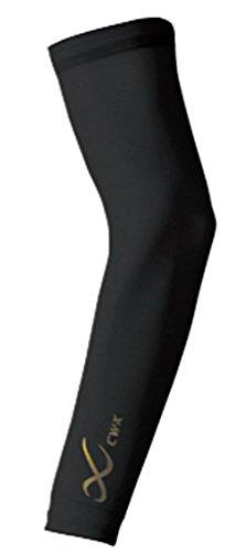 Prince(プリンス) Prince×CW-X アームカバー(ロングタイプ) ウィメンズ HUY439 ブラック S