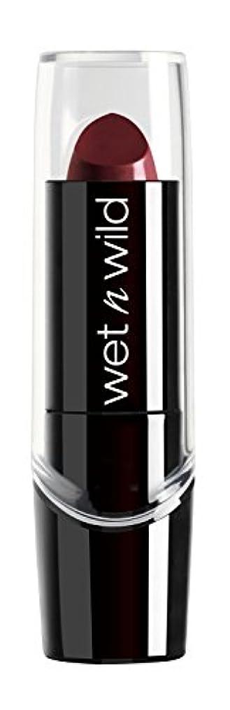 アラートキノコスタックWET N WILD Silk Finish Lipstick - Black Orchid (並行輸入品)