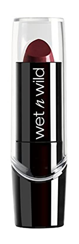 絶壁思春期の医薬品WET N WILD Silk Finish Lipstick - Black Orchid (並行輸入品)