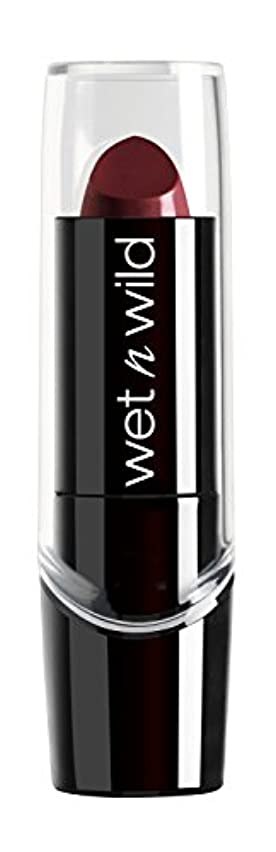 恐れ上がる騒WET N WILD Silk Finish Lipstick - Black Orchid (並行輸入品)
