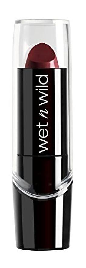芸術的秘密の主権者WET N WILD Silk Finish Lipstick - Black Orchid (並行輸入品)