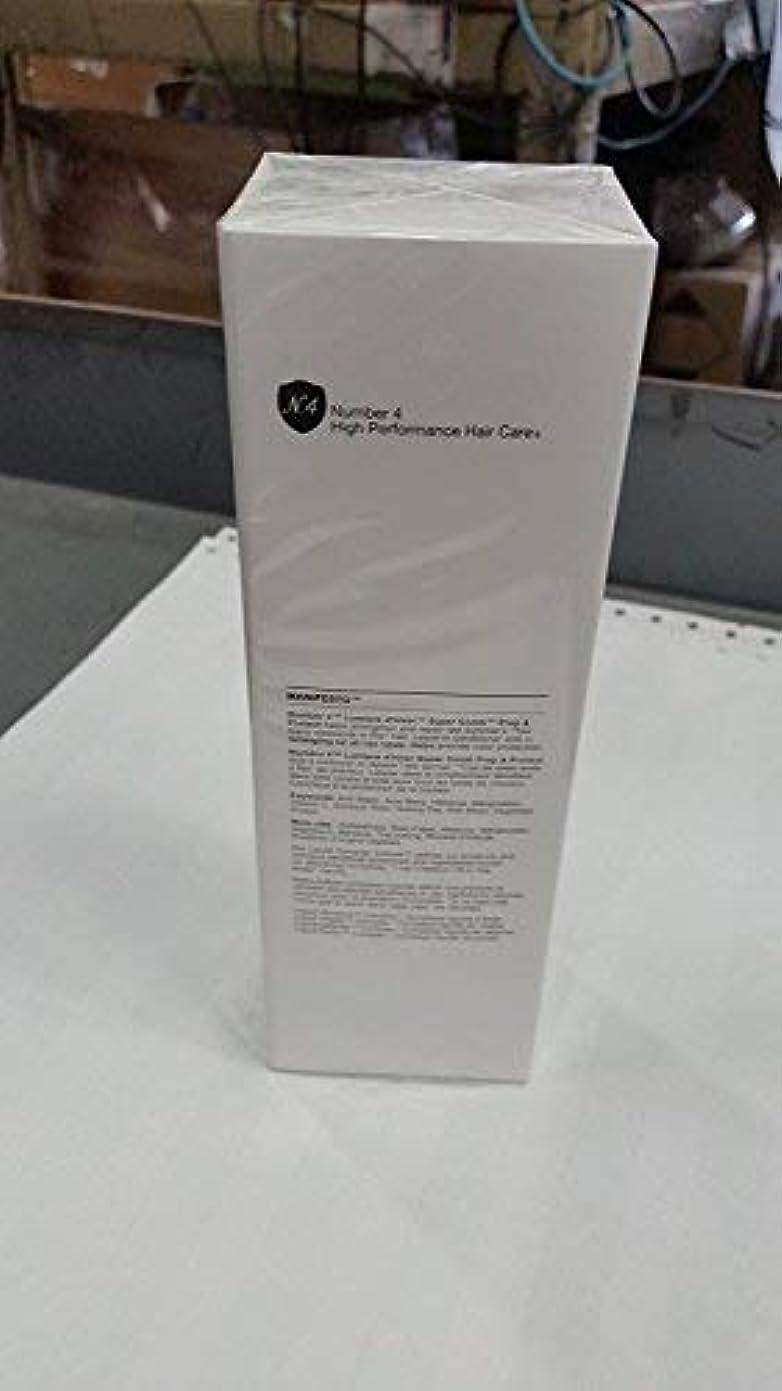 破産知らせるキャンディーNumber 4 Lumiere D Hiver Super Comb Prep & Protect 6.7oz. 100% Vegan [並行輸入品]