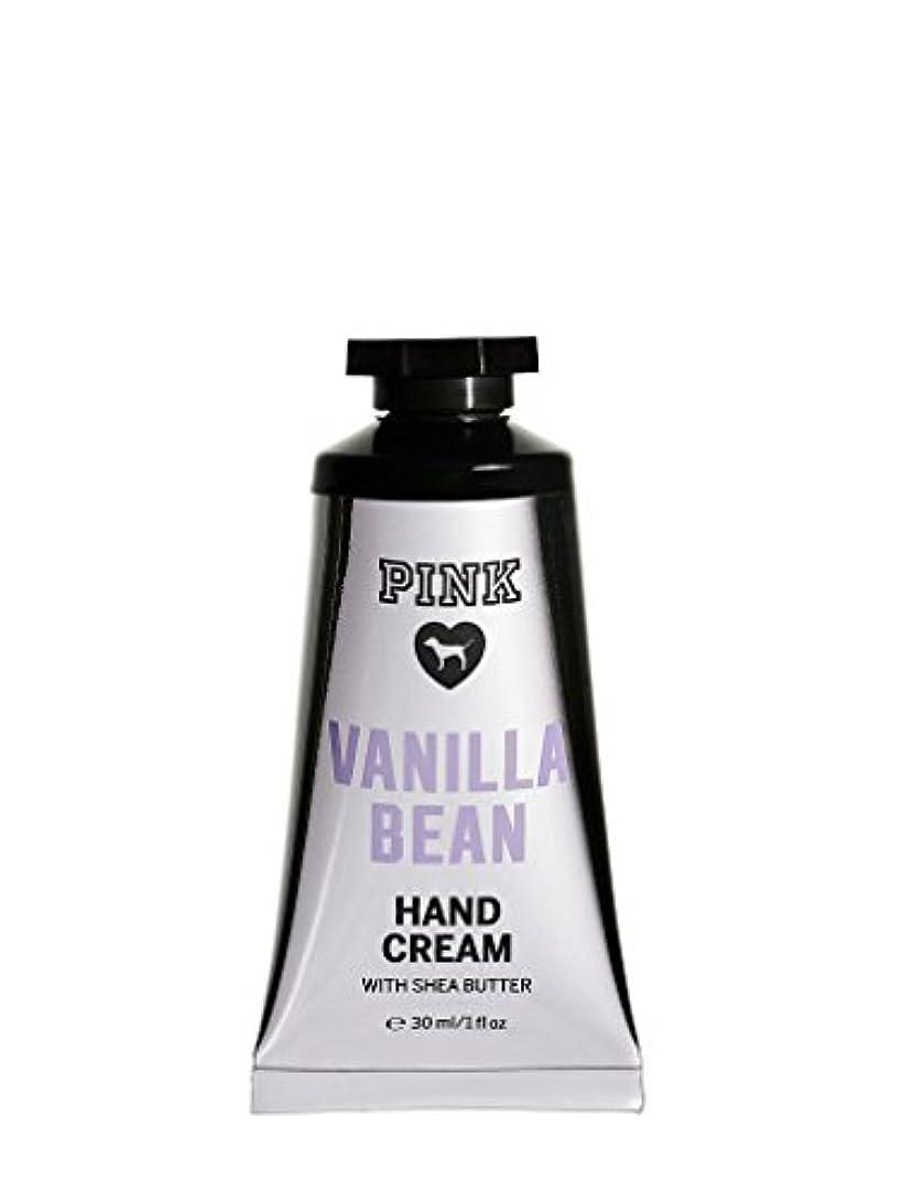複雑なファイアル広まったVICTORIA'S SECRET ヴィクトリアシークレット/ビクトリアシークレット PINK バニラビーンズ ハンドクリーム/PINK HAND CREAM [並行輸入品]