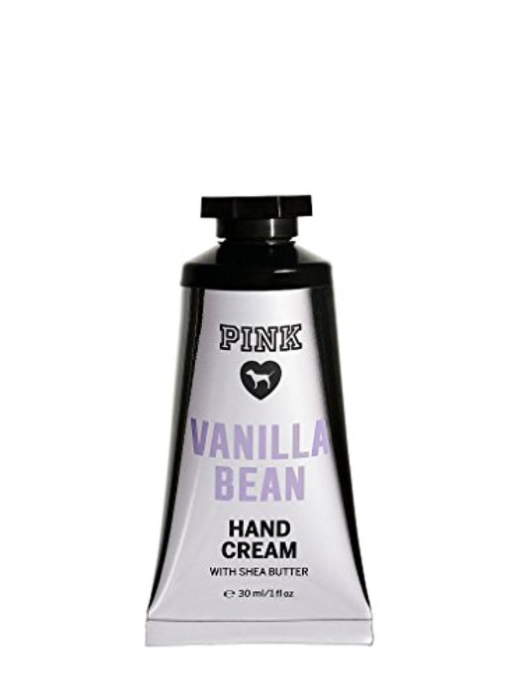 違反名詞楽観VICTORIA'S SECRET ヴィクトリアシークレット/ビクトリアシークレット PINK バニラビーンズ ハンドクリーム/PINK HAND CREAM [並行輸入品]