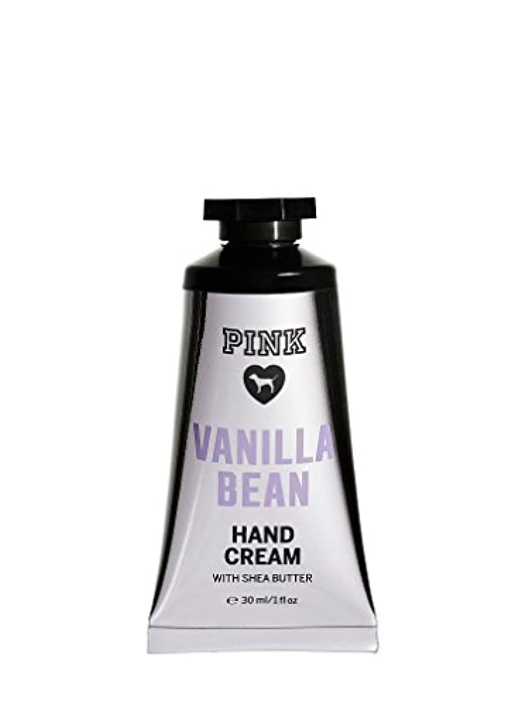 ガイド城圧縮されたVICTORIA'S SECRET ヴィクトリアシークレット/ビクトリアシークレット PINK バニラビーンズ ハンドクリーム/PINK HAND CREAM [並行輸入品]
