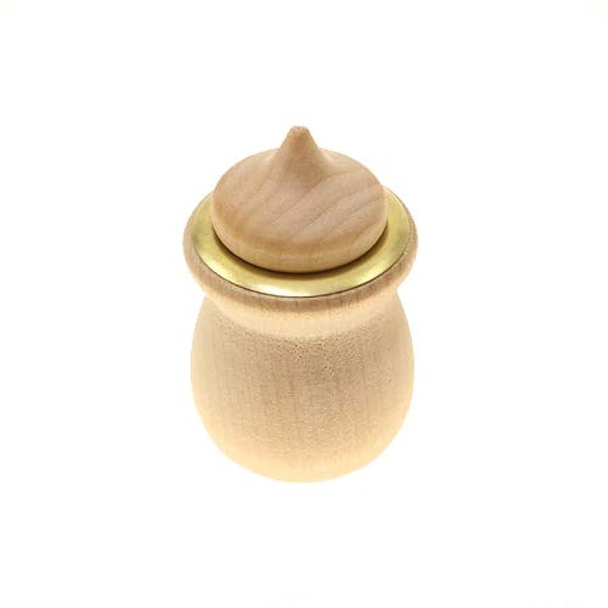 パット税金強制木製ディフューザー ラッテダロマLATTE D'AROMA ゴールド