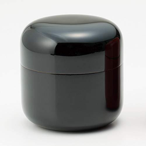 ソウルプチポット キナリ 真塗 黒漆 漆器 ミニ骨壷 645 分骨用 手元供養 木製 黒色