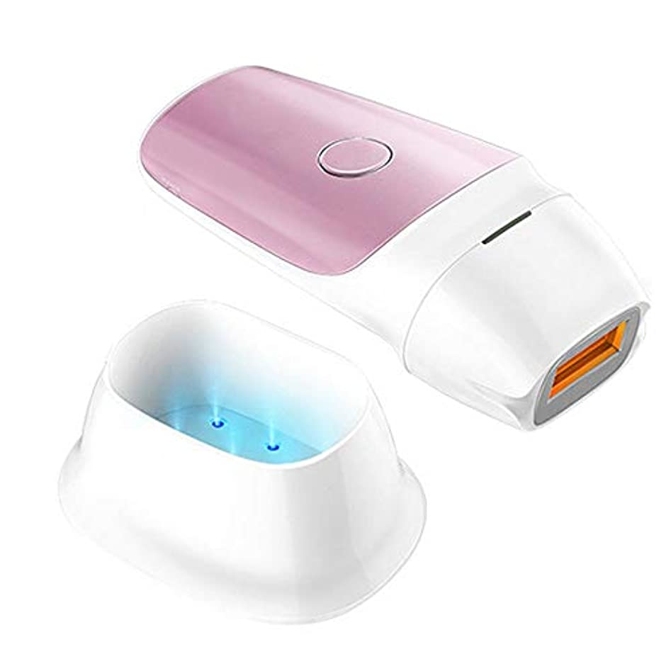 プライム申込み入るダパイ LEDスクリーン、家庭用全身女性脱毛剤、痛みのない永久脱毛剤、アイスフィールケア、クリーニングベース、サイズ17.1 X 7.6 X 5 Cm U546